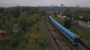 Metro v Kyjevě